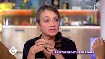 Le retour de Catherine Ringer - C à Vous - 06/11/2017