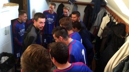Chant suite à la victoire de l'équipe A contre les FA, Merci Bastien ;)