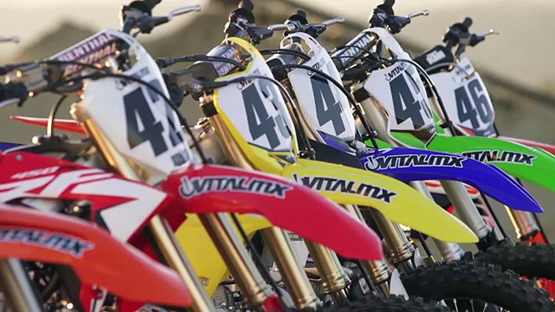 2017 450 Motocross Shootout - Vital MX