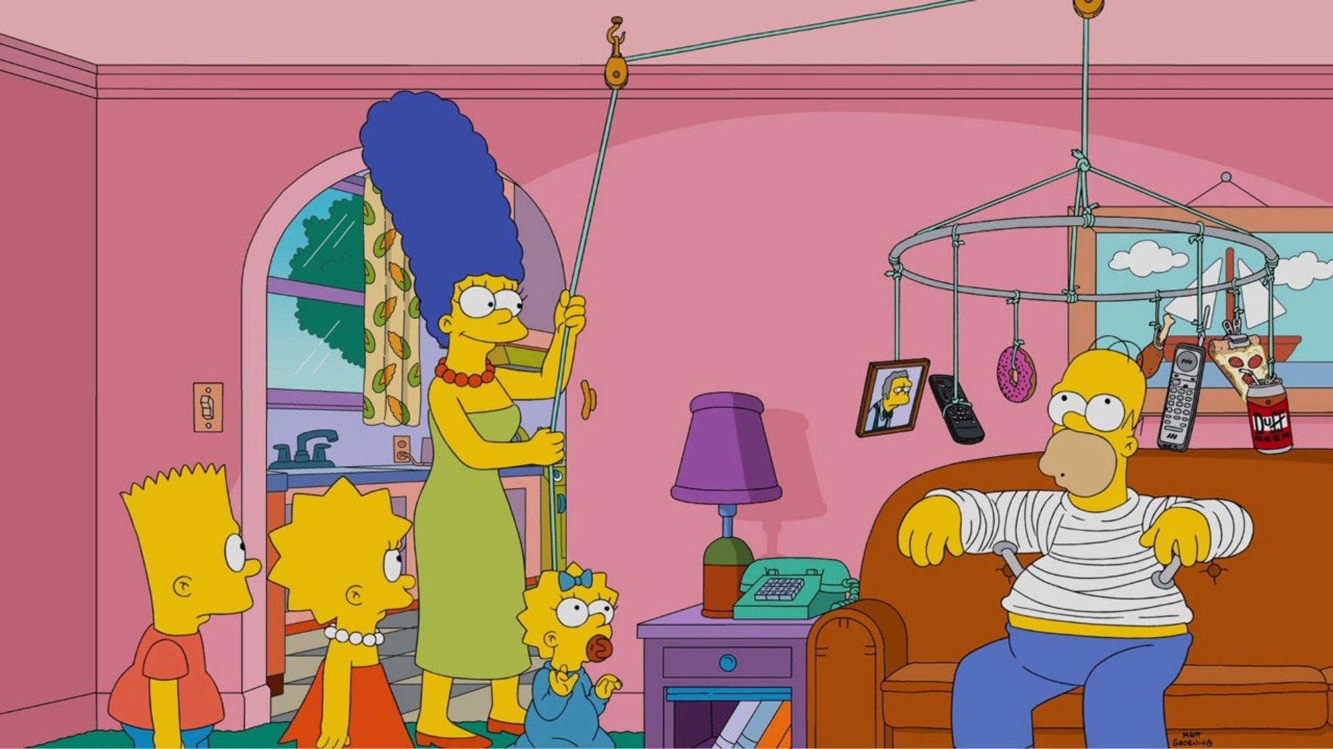 'The Simpsons' Predicted Disney Would Buy 20th Century Fox
