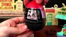 18 CAR Toy Surprise Disney Cars Lightning McQueen, Sally, Mater, Luigi, Guido Pixar toys easter eggs