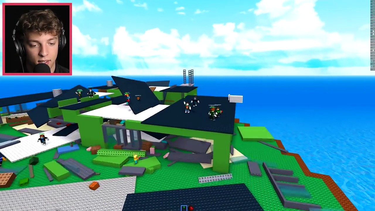 Multiplayer Natural Disaster Survival Roblox Video Dailymotion