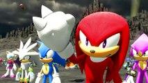 Sonic Forces - Bande-annonce de lancement