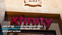 Comcast Xfinity internet users suffered major outages across the United States