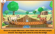 The Understanding Goats ¦ kids stories ¦ moral stories ¦ Be