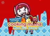 Lets Play!: Cooking Mama - Mama Kills Animals