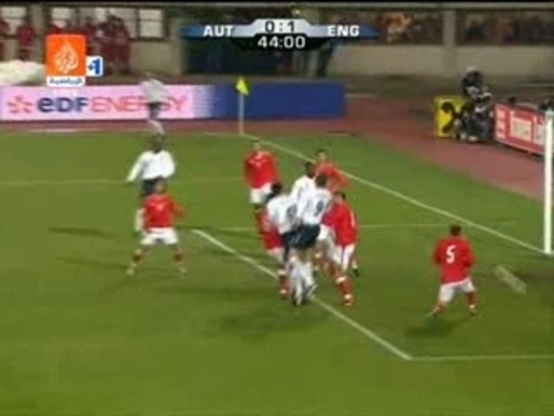 England -Austria