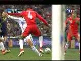 France vs Maroc 16 nov 2007 St Denis résumé de match 2