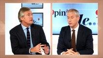 Franck Riester: «L'élection de Laurent Wauquiez sera une parodie d'élection»