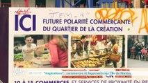 """""""Inspirations"""" : commerces et logements sur l'Ile de Nantes"""