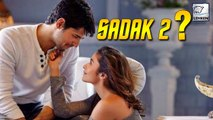 Rumored Coupled Sidharth & Alia To Romance In Sadak 2?