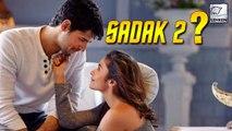 Rumored Coupled Sidharth & Alia To Romance In Sadak 2?