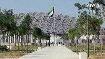 Le Louvre d'Abou Dhabi ouvre ses portes mercredi