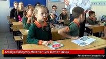 Antalya Birleşmiş Milletler Gibi Devlet Okulu