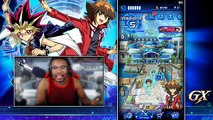 BEST ANIME MOBILE GAME! First Time Playing Yu-Gi-Oh Duel Links! PvP MARATHON! (GX Update)