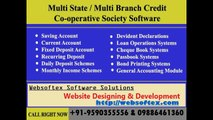 Banking, Banking System, Co operative, Online CRM, Core Banking, Micro Finance