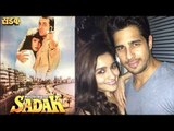 Alia Bhatt And Sidhartah Malhotra To Star In Sadak 2? | Bollywood Buzz