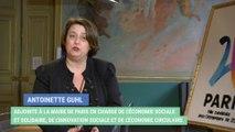 Antoinette Guhl, ambassadrice économie circulaire