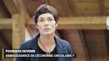 Ellen MacArthur, ambassadrice de l'économie circulaire