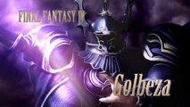 Dissidia Final Fantasy - Bande-annonce Golbez