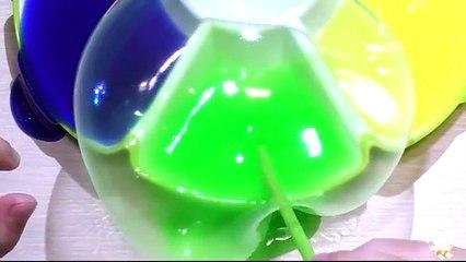 Пузыри из цветной слизи. Развивающий мультик для детей 1-3 года Учим цвета и играем