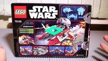 Lego Star Wars 75135 Obi-Wans Jedi Interceptor Review
