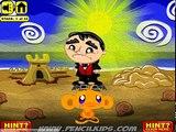 Мультик игра Счастливая обезьянка: Летучие мыши (Monkey GO Happy Bats)