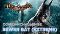 Batman: Arkham Asylum (PC) - Combat Challenge - Sewer Bat (Extreme) (139760)
