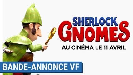 SHERLOCK GNOMES - Bande-annonce (VF) [au cinéma le 11 avril 2018]