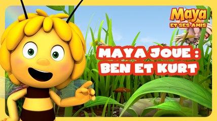 Maya l'abeille joue: Ben et Kurt