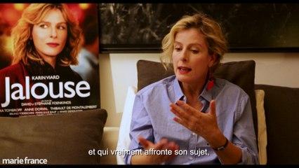 Karin Viard : notre interview spéciale « Jalouse » !