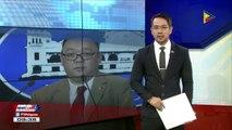 Palace welcomes Ombudsman's decision to probe P6.4-B shabu shipment mess