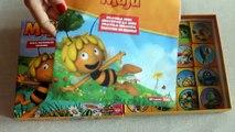 Maya the bee toys original based on 3d cartoon playset maia de Bij, Ape maia, Pcelica maja