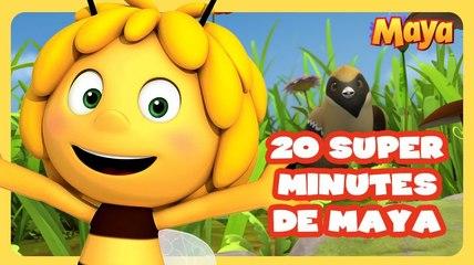 20 super minutes de Maya l'abeille