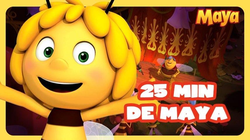 25 minutes de Maya l'abeille
