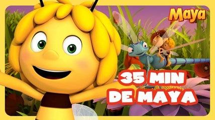 35 super minutes de Maya l'abeille