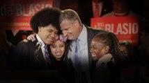 5 choses à savoir sur Bill de Blasio, le maire de New York en lice pour un second mandat
