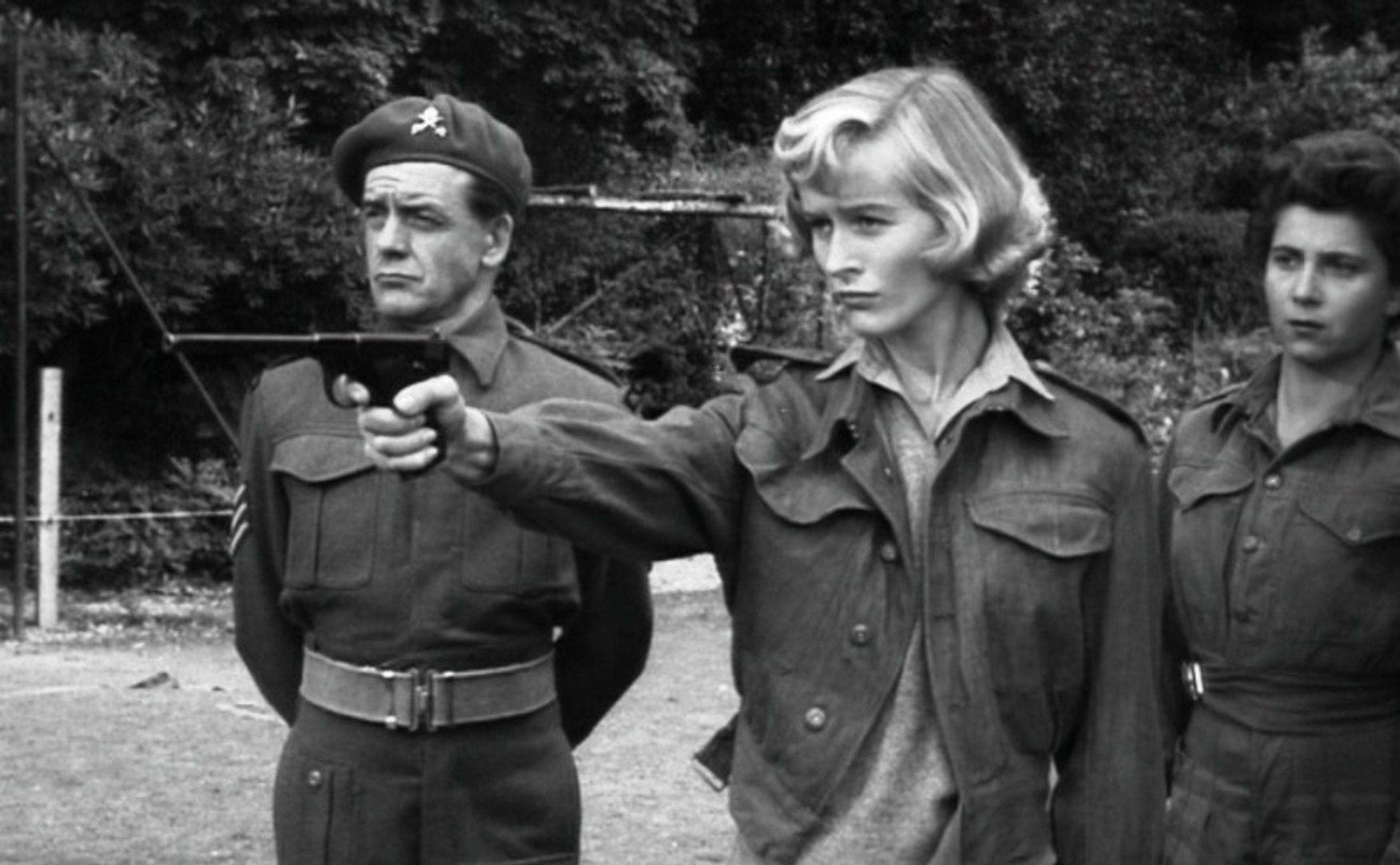 Virginia McKenna 1958 dieulois