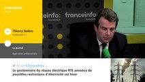 """Budget de l'Assemblée nationale : """"Il y a des marges de manœuvre pour redéployer de l'argent"""", estime Thierry Solère"""