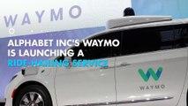 Waymo to launch driverless ride-hailing service