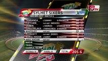 BPL LIVE 2017 Sylhet Sixers vs Rajshahi Kings Highlights _ 6th Match _ BPL 2017