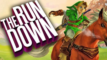 New Zelda Remakes on the Way? - The Rundown - Electric Playground