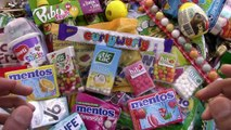 A lot of New Candy A lot of Gum & Surprise Eggs Star Wars & Pets