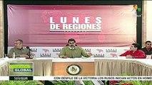 Venezuela: Maradona y Maduro se reúnen en el Palacio de Miraflores