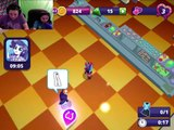 Equestria Girls Friendship Games My Little Pony App Long Version Scan Legend Everfree Pinkie Pie MLP