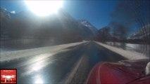 [DRONE un week end de neige] Savoie Maurienne France drone DJI PHANTOM 3 #view drone life