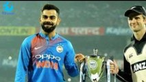 India vs New Zealand 3rd T20 Highlights, India won by 6 runs and Series by 2-1