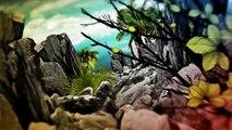 The Secret Underworld (Movile sulphur cave life, Romania) [National