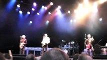 Status Quo Live - Rock 'N' Roll 'N You(Rossi, Bown) - Kew Gardens Music Festival,London 3-7 2012