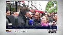 Jordanie   Bagarre entre deux journalistes - ZAPPING ACTU DU 09 05 2014
